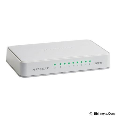 NETGEAR Switch [GS208] - Switch Unmanaged